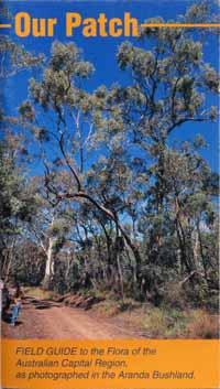Friends of Aranda Bushland:  Who we are